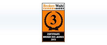 Broker wahl 2015
